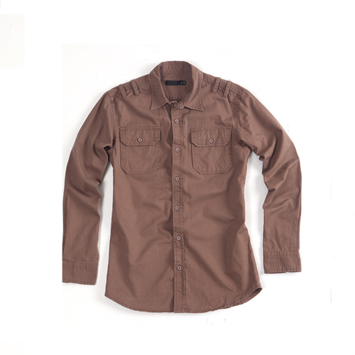 Brown Washing Best Shirts